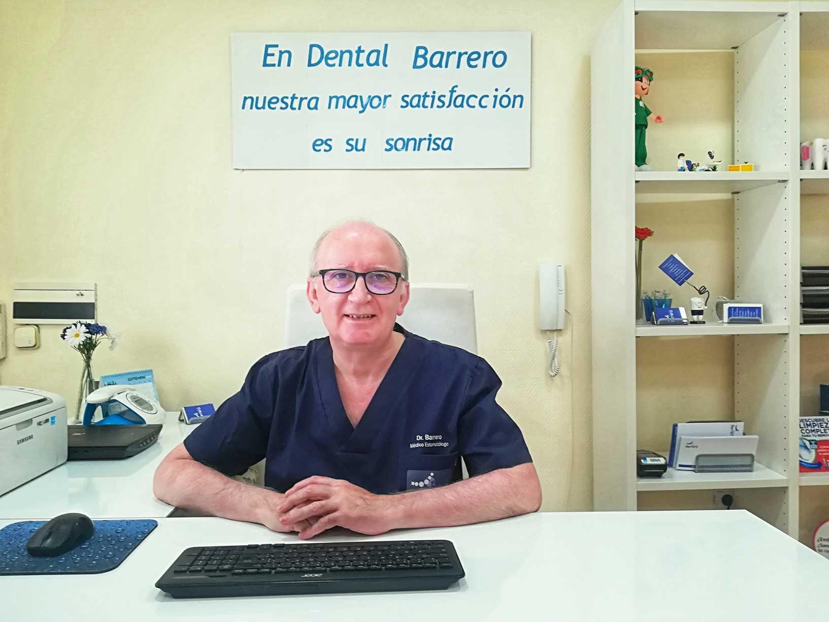 Dr. José María Barrero González