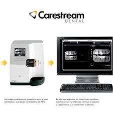 radiografía con ordenador